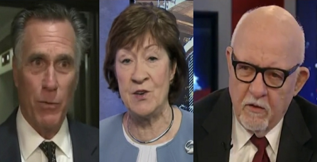 Ed Rollins: Romney Will See A 'Big Drop', Collins Will Lose Her Seat If They 'Go Against' Trump At The Trial
