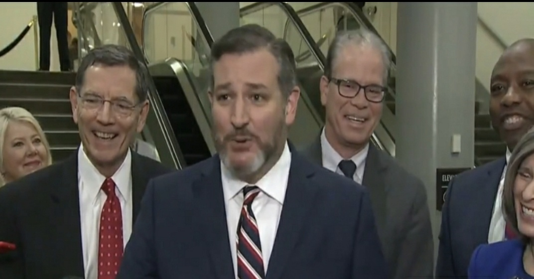 """Reporter Asks Cruz, """"Shouldn't Half Of Your Children Be In Prison?"""", Cruz Fires Back: """"Sorry That You Want To Throw A 9 Year Old In Prison"""""""